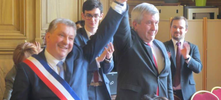 Jean-Marc Nicolle, élu maire MRC du Kremlin-Bicêtre