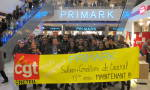 Nouvelle grève chez Primark Créteil Soleil