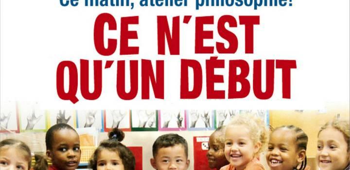 Ciné-débat sur la philo en maternelle à Vitry-sur-Seine