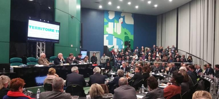 Vice-présidences du T11 : L Cathala, JJ Jégou et MC Ciuntu négocient