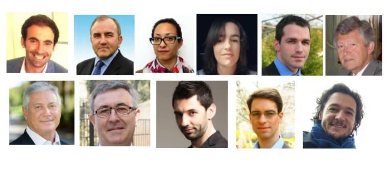 Les 11 délégués de circonscription LR du Val-de-Marne définitivement élus
