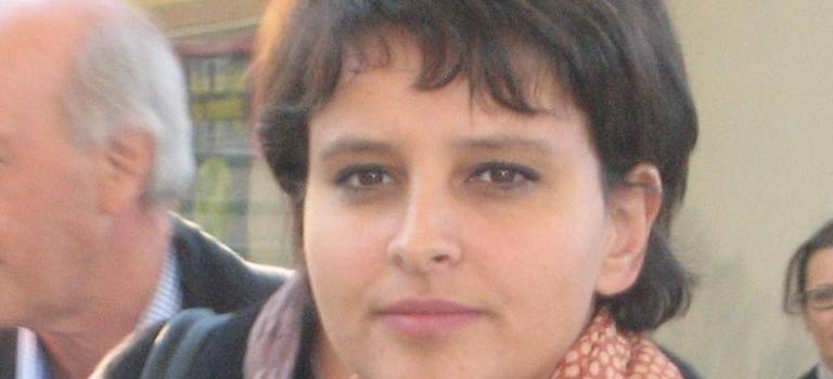 Najat Vallaud-Belkacem à Chevilly-Larue pour communiquer sur le numérique à l'école