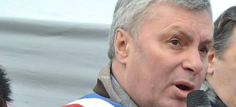 Olivier Dosne, maire de Joinville-le-Pont, affiche son soutien à Alain Juppé