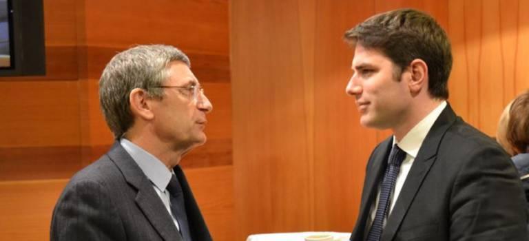 Vincent Jeanbrun élu président de la Commission sécurité à la région Ile-de-France