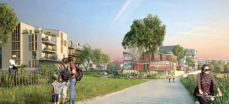 Plaine Montjean: Rungis confirme l'annulation des 450 logements de la phase 2