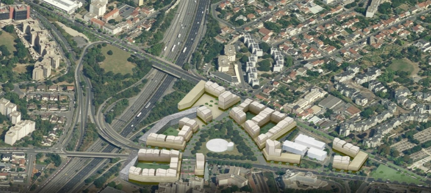 projet echat credit architecture studio