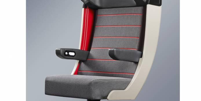 Les  nouveaux sièges TGV de la SNCF ont été pensés par l'école Ostéobio de Cachan