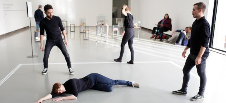 La Briqueterie mène la danse au Louvre