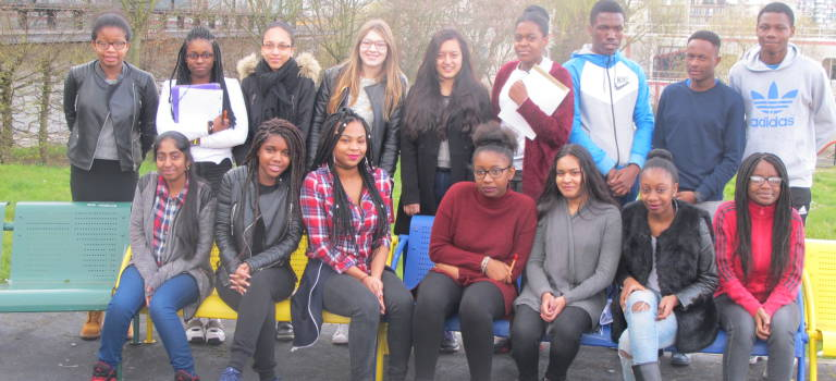 A Créteil, les lycéens de Saint-Exupéry cherchent des sponsors pour courir contre la faim
