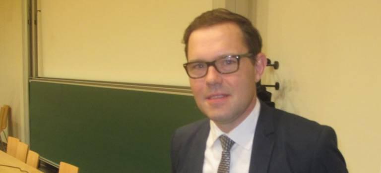 Gilles Roussel, président de l'Upem, prêt à travailler un autre scénario de rapprochement avec l'Upec