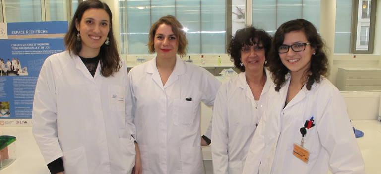 Etablissement français du sang et Université de Créteil inaugurent un espace de recherche sur les globules rouges