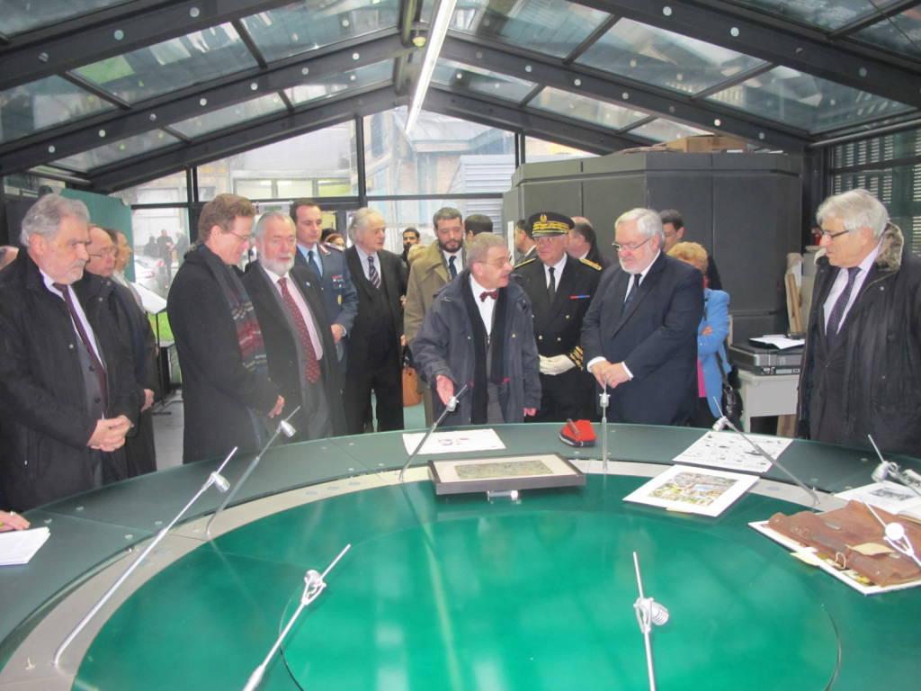 ministre commémoration champigny musée résistance nationale ossuaire monument allemagne guerre visite projet travaux (2)