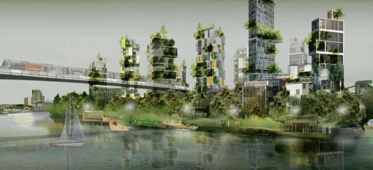Un concours d'archi pour concrétiser la métropole du Grand Paris