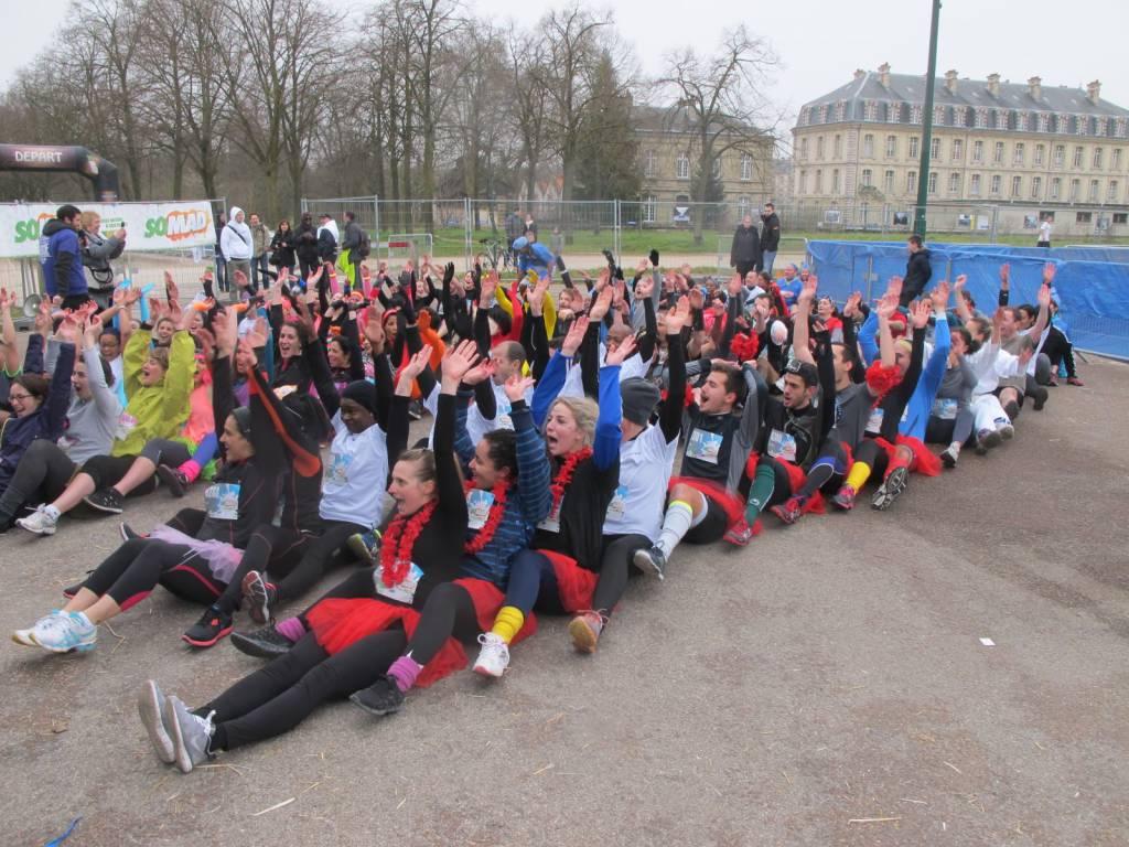 somad bois de vincennes course édition 2016 paris