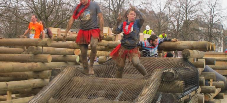 SoMad 2016  : du plaisir de courir en se roulant dans la boue