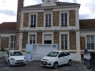 Chennevières teste le gaz naturel de ville sur sa flotte automobile