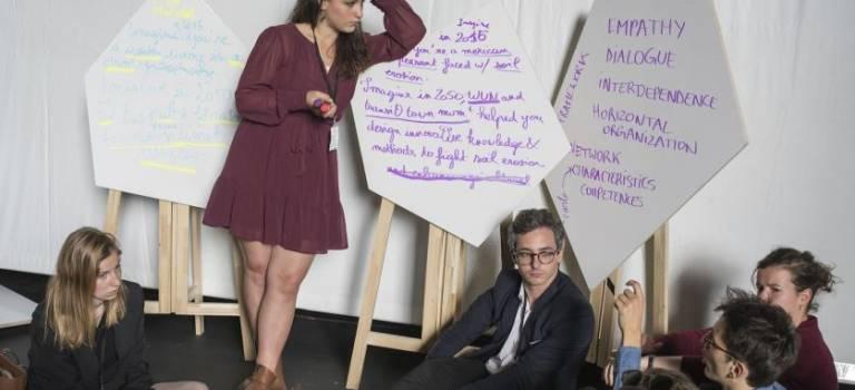 Ciné-débat autour de Climat, le théâtre des négociations, au Mac/Val