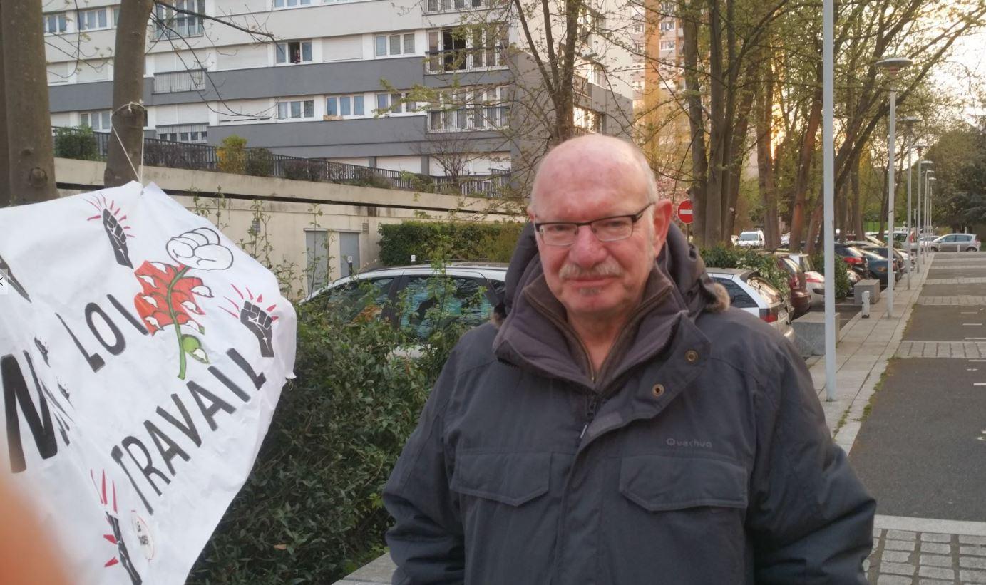 Didier Levy Nuit Debout Fontenay