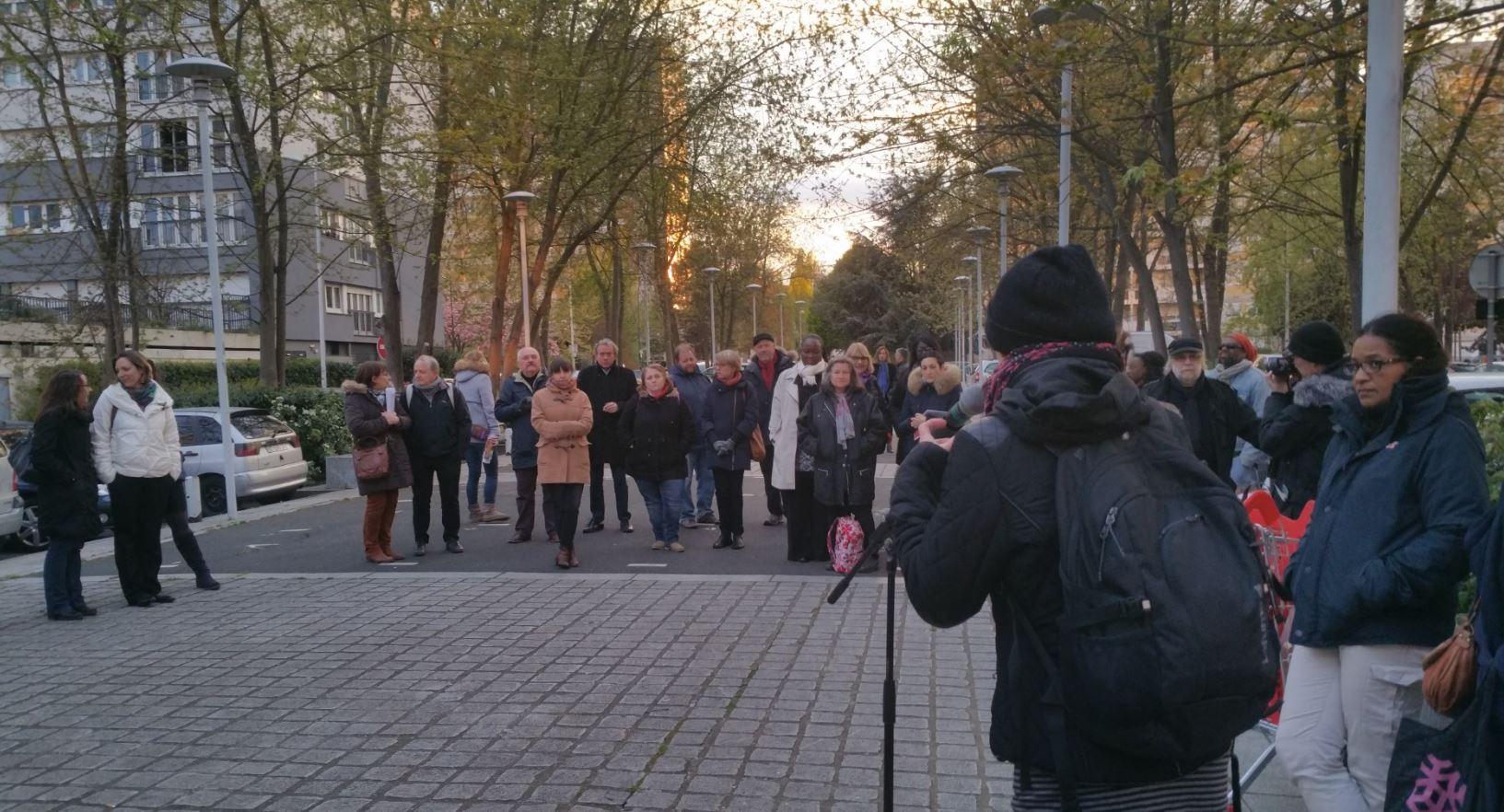 Nuit Debout Fontenay Larris