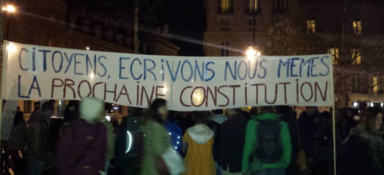 Nuit debout à Ivry-sur-Seine et Créteil