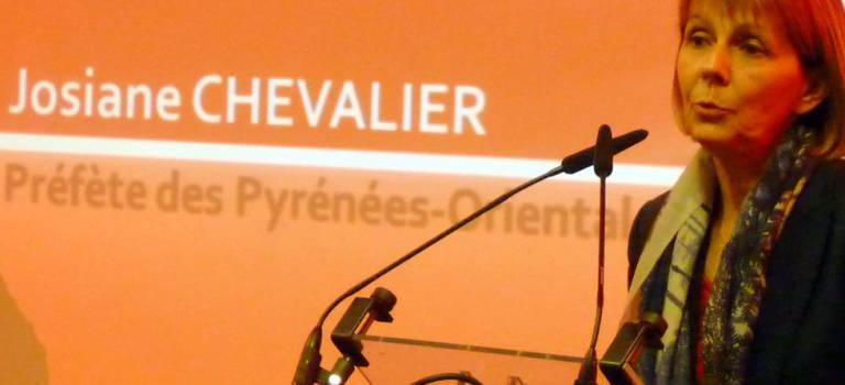 Josiane Chevalier nommée préfète de l'Essonne