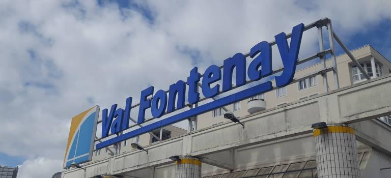 Le centre commercial Val-de-Fontenay prépare sa mue pour profiter du Grand Paris