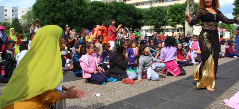 Dans le quartier du Mont-Mesly de Créteil, les assos vantent la diversité