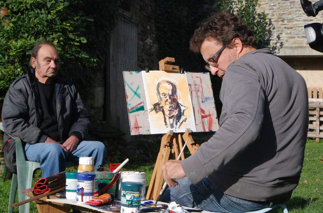 marc goldstain portraits au jardin  credit aiiles