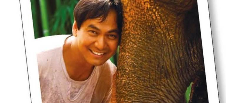 Le «Jungle doctor» Norin Chai en dédicace à Nogent-sur-Marne