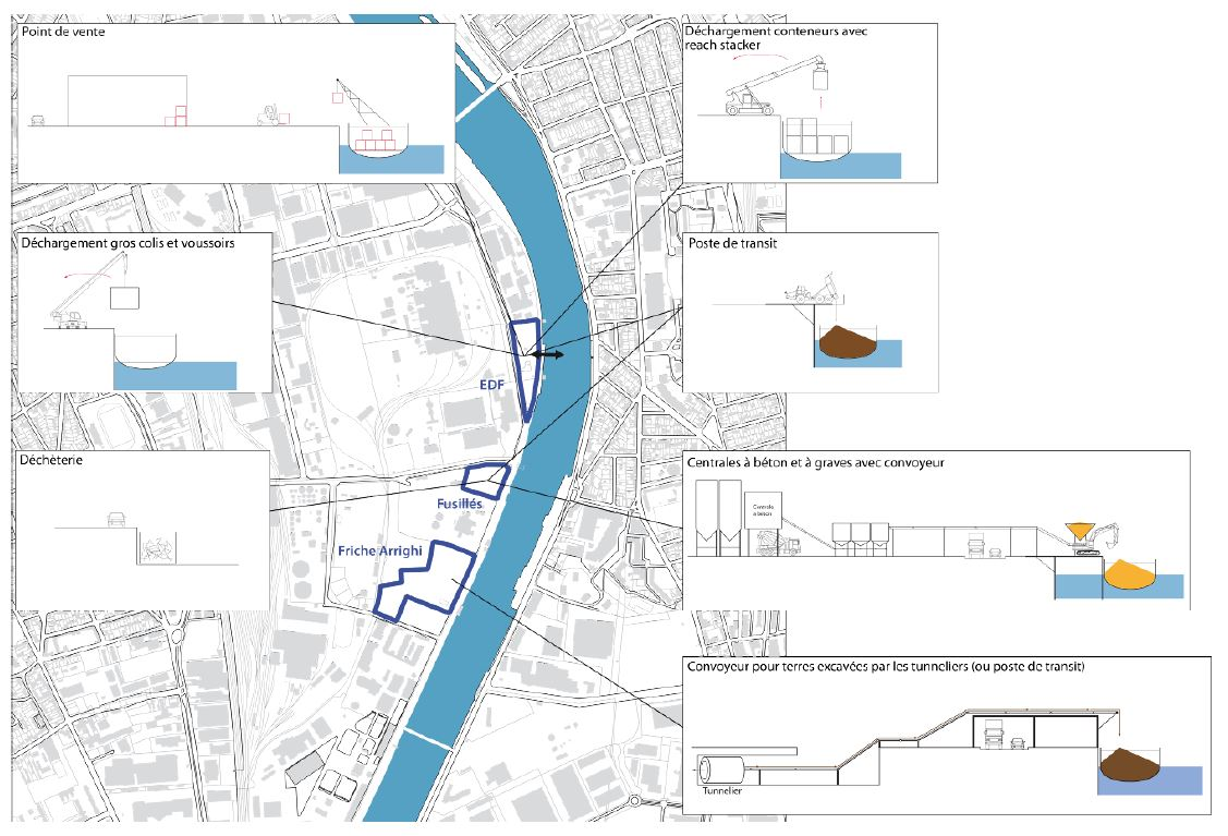 vitry sur seine pr pare son port urbain mixte pour 2019 94 citoyens. Black Bedroom Furniture Sets. Home Design Ideas