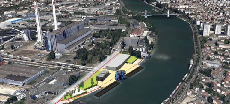 Vitry-sur-Seine prépare son port urbain mixte pour 2019
