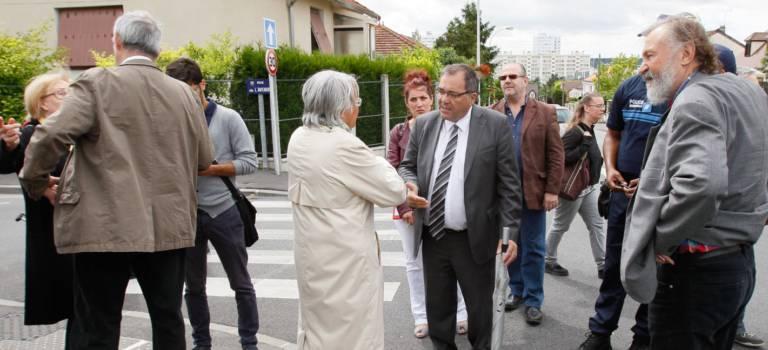 Visites de quartier à Bonneuil-sur-Marne