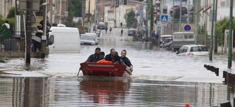 Prévention inondations: les Canadiens viennent s'inspirer du Val-de-Marne