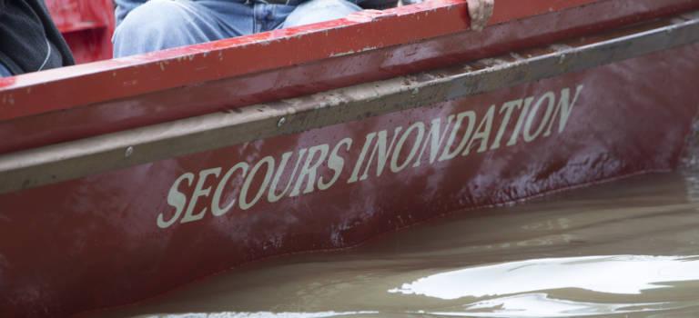 Inondations: l'Urssaf  à la rescousse des entreprises d'Ile-de-France