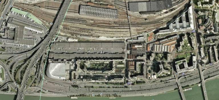 Charenton et Paris Bercy: deux grands projets urbains destinés à converger