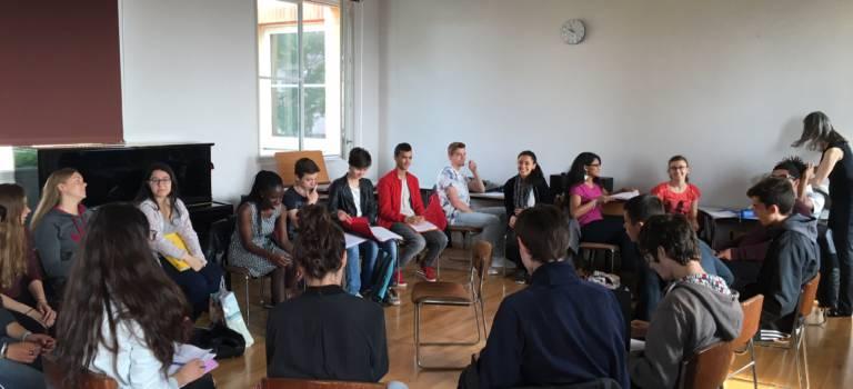 Fermeture du lycée Georges Brassens: des élèves accueillis au conservatoire municipal