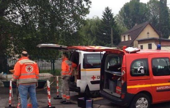 Inondations:  aide exceptionnelle de 30 000 euros pour la Croix-Rouge du Val-de-Marne