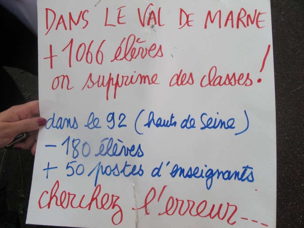 école classe manifestation créteil (4)