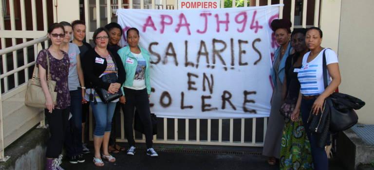 Grève reconductible dans les Maisons d'accueil spécialisées de Bonneuil et Alfortville