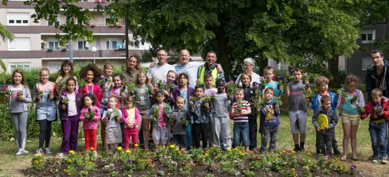10 ans d'opération jardinage pour les enfants de Maisons-Alfort
