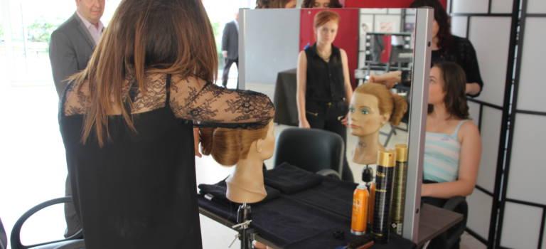 Les futurs artisans vendent leur métier avec passion au CFA de Saint-Maur