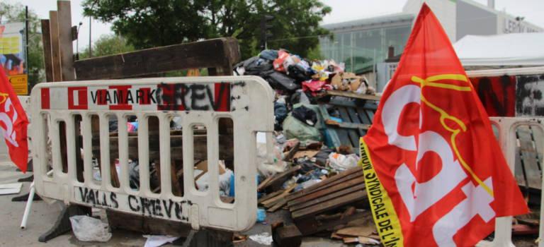 L'Association des élus communistes du Val-de-Marne verse 500 € à la caisse de solidarité de la CGT