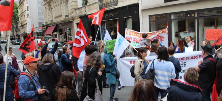 Grève nationale : près de 200 écoles fermées en Val-de-Marne ce mardi 19 mars