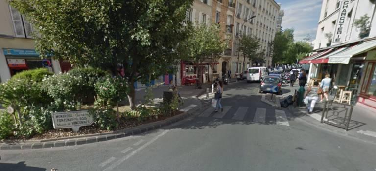 Réunion publique la rénovation de la place Bérault à Vincennes