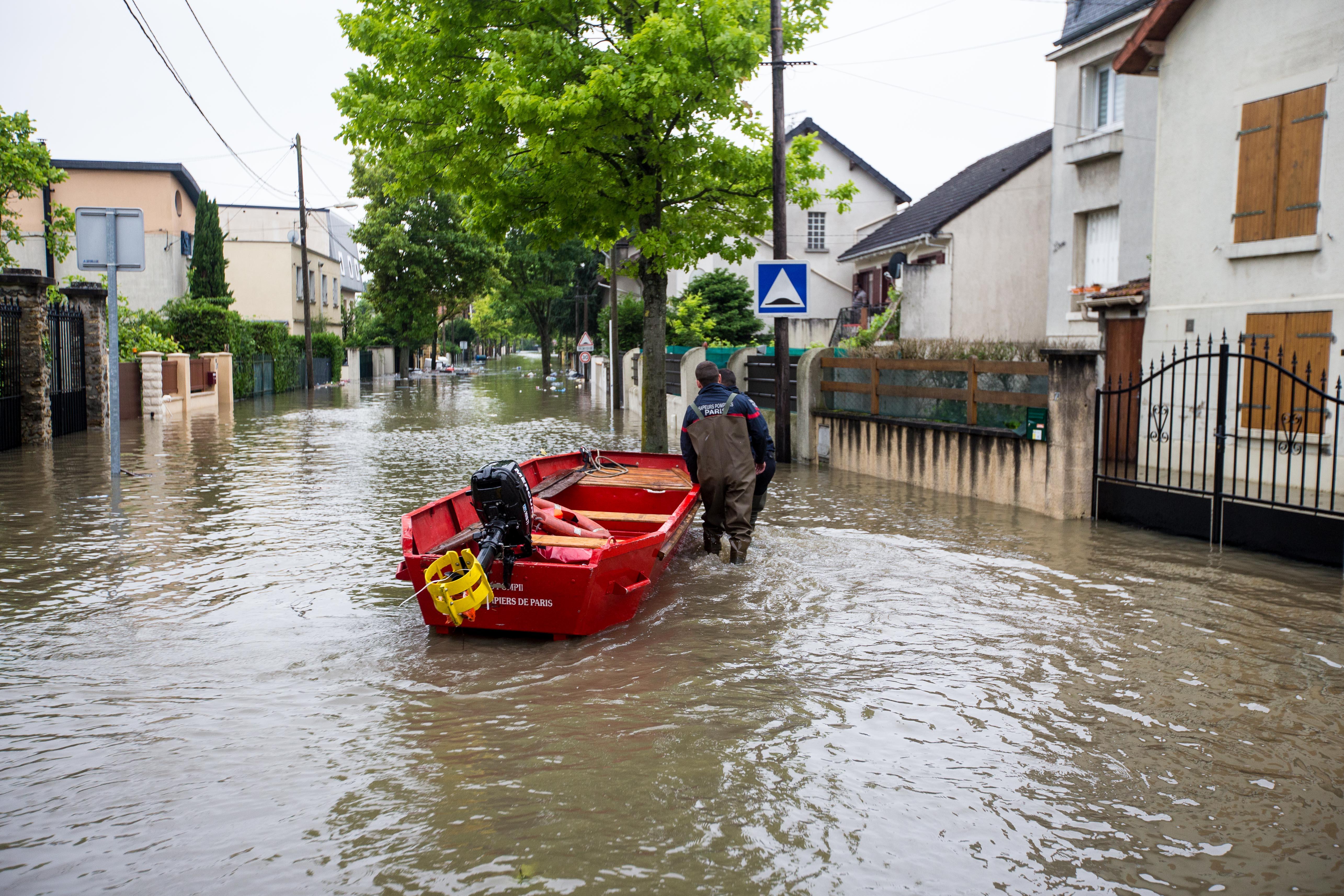 Pompiers de Paris Villeneuve Saint Georges Juin 2016 Photo Mickael Lefevre 8