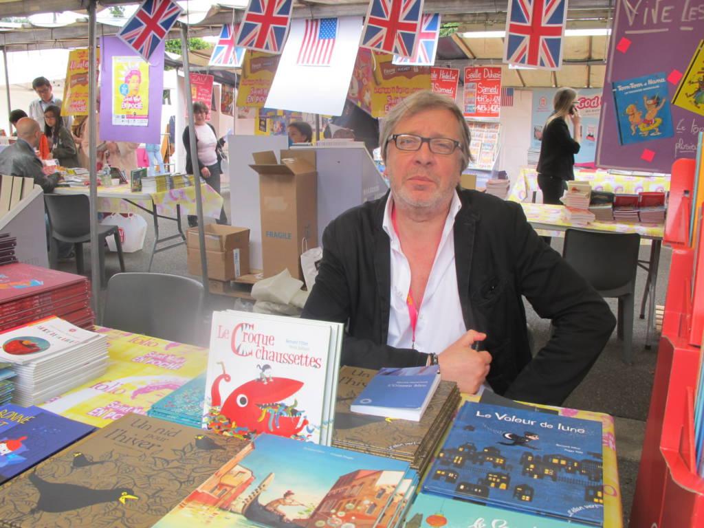saint-maur en poche festival reportage auteur visiteur la griffe noire (1)