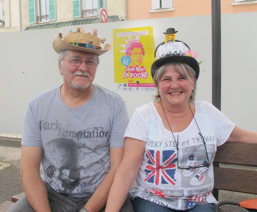 saint-maur en poche festival reportage auteur visiteur la griffe noire (8)