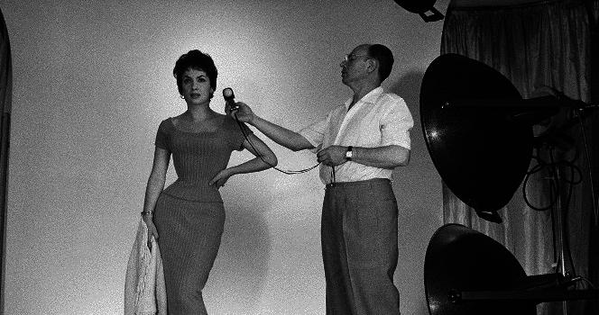 Les clichés de stars du Studio Lévin exposés à la Maison de la photographie de Gentilly