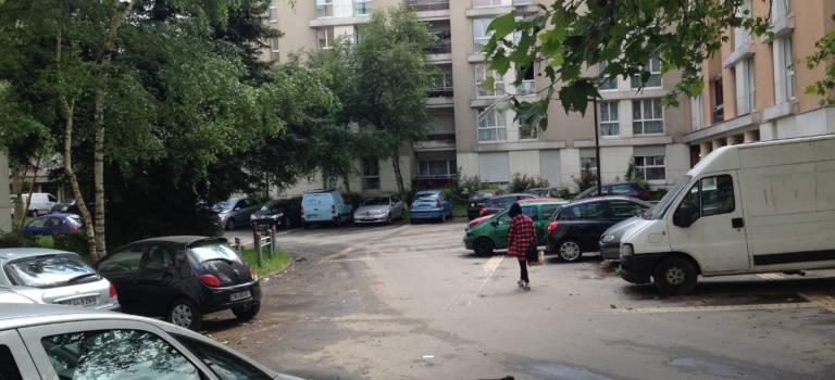 A Villiers-sur-Marne, les habitants des Hautes Noues privés de parking