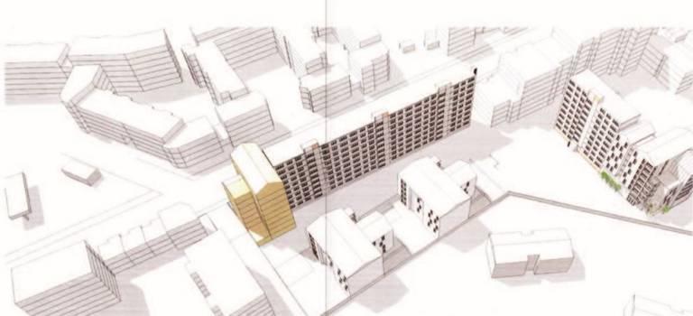 A Nogent-sur-Marne, le projet de 91 logements sur le parking d'une barre HLM fait polémique